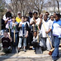 Park Cleanup 2007